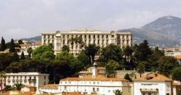 Chateau in Nizza