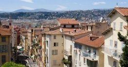Altstadt in Nizza