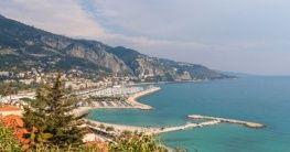 Die Côte d'Azur