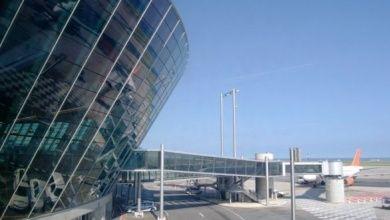Flughafen in Nizza