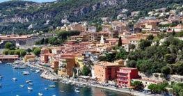 Die Stadt Nizza
