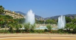 Park in Nizza
